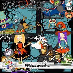 SK Witches Around Us
