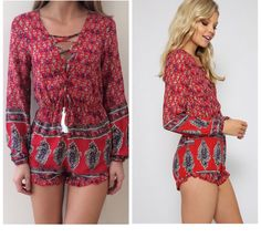 Treasure Playsuit ONLY$24.99 ONLY  DEW ITEMS LEFT Message, email or comment to place an order . #SkyeBoutique #Playsuit