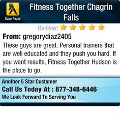 These guys are great. Personal trainers that are well educated and they push you hard. If...
