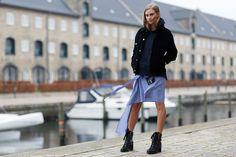The Best of Copenhagen Fashion Week Street Style AW17   Scandinavia Standard