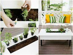 Décoration terrasse à faire soi-même – 9 idées créatives pour le printemps et l'été