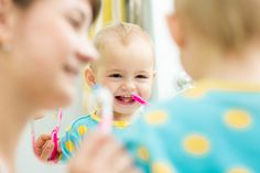 Looking After Your Baby's Teeth