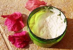 Janivaviva: BALZÁM NA SUCHÝ TLAPKY OD JEDNÝ STARÝ BABKY Creme, Ice Cream, Soap, Cosmetics, Ethnic Recipes, Desserts, Diy, Masky, Decoration