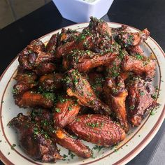 We have reached our cut off for pre-order pastrami wings for the big game. We have a few dozen left in limited supply that we will sell first come first serve in our Santa Monica store tomorrow!