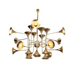 Lámpara TROMPETE (Lámparas de suspensión) muebles de diseño