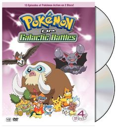 Pokemon Diamond & Pearl Galactic Battles Gift Set Vol. 4 it comes to Pokemon, the more, the merrier: two new friends have joined Ash, Dawn, and Br Pokemon Season 12, Pokemon Movies, Pokemon Collection, Destroyer Of Worlds, Dvd Set, Sailor Mars, Movie Tv, Battle, Merry