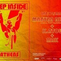 Deep Inside Athens Promo Mix 2011 by maayan on SoundCloud