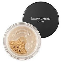 Bare Escentuals bareMinerals Mineral Foundation MATTE SPF15 TAN 6g Large ** Want additional info? Click on the image.