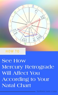 3 Surprising Places To Look In Your Natal Chart To See How Mercury Retrograde Affects You — Holisticism Astrology Numerology, Astrology Signs, Aura Colors, Highly Sensitive Person, Mercury Retrograde, Spirit Guides, Life Purpose, Inner Peace, Opportunity