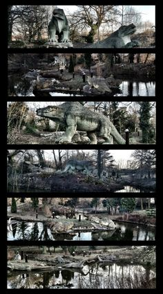 dinosaur court   HPMcQ