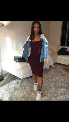 dress outfit burgundy dress bodycon dress midi dress