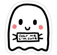 Fear Me I'm Cute! by DoodlesByAdzie