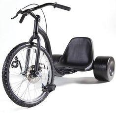Adult Big Wheel. Yes please.