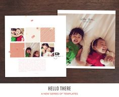 paislee press hello there templates