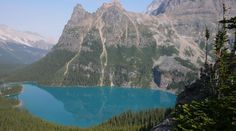 Lake O'Hara, Canada - Amazing places - For further information, a map, & photos: http://www.amazingplacesonearth.com/