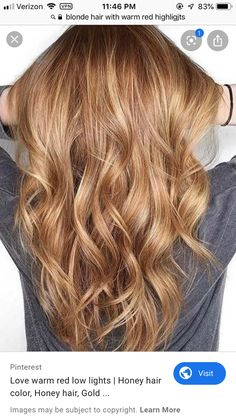 Are you looking for honey hair color hairstyles? See our collection full of hone… Are you looking for honey hair color hairstyles? See our collection full of honey hair color hairstyles and get inspired! Gold Blonde Hair, Blonde Hair Honey Caramel, Honey Blonde Hair Color, Light Caramel Hair, Dark Strawberry Blonde Hair, Blonde Color, Honey Colored Hair, Golden Hair Color, Darker Blonde