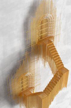 "tom-bril:  ""Stairs by David Moreno  """