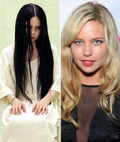 Daveigh Chase The one that look like Mary E. Parker was and is gorgeous.