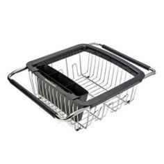 KitchenAid+3-in-1+Dish+Rack