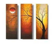 Simple Acrylic Painting Ideas – Page 2 – Art Painting Canvas Tree Of Life Painting, Moon Painting, Hand Painting Art, Large Painting, Painting Canvas, Texture Painting, Spray Painting, Buy Paintings Online, Canvas Paintings For Sale