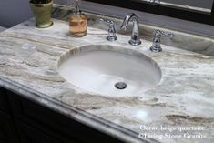 Silver Cloud Granite Countertops Our Kitchen Materials