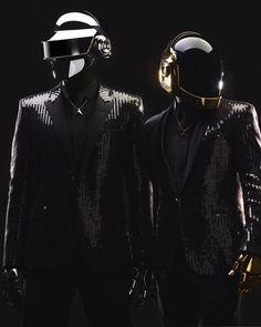 Daft Punk. Random Access Memories. By David Black.
