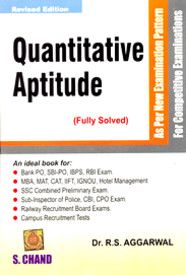 30% Off on Quantitative Aptitude For Competitive Examinations