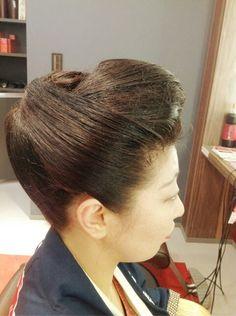 束髪アップ2