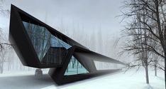 House in the Forest by Steep Studio - What comes to mind? What other projects do you associate with it?