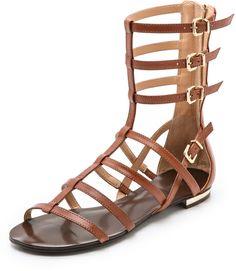 Fanny Gladiator Sandals - Lyst