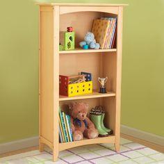 KidKraft Avalon 3-Shelf Wood Bookcase | from hayneedle.com