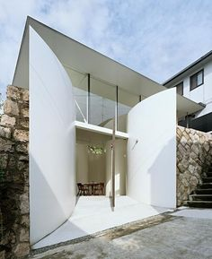 Katsuhiro Miyamoto & Associates | Clover House  in Japan. Photo © James Silverman.