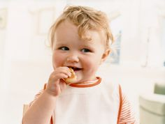 Infant Feeding Series: How to Transition Your Child from Purees to More Advanced Textures
