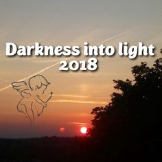 Darkness into light 2018 - This post is about my first time taking part in the annual darkness into light walk run by pieta house. If you would like to take part or want to know more click the link above 👆