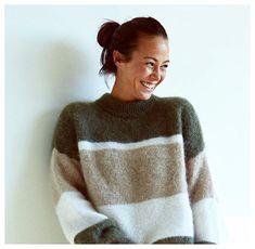 Nydelig strikk på nydelig dame✨NYHETER fra IBEN på plass i butikk👌🏻#btbyen