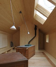 Hugh Strange Architects: Architecture Archive in Somerset