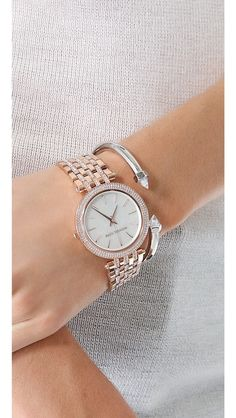 Michael Kors Everyday Bling Darci Watch