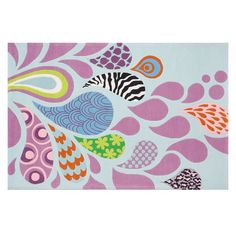 Momeni Lil Mo Hipster Funky Rug - 8' x 10', Multicolor