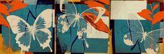$25.99 Butterflies Viola Art Print Poster by Noah - Fine Art Reproduction @postersprint #Postersprint #FineArt #WallArt  #Walldecor #wallPosters #Prints #Printing #oilpainting #ArtistsStudios
