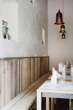 Restaurant 28Posti werd gebouwd met behulp van Milanese gevangenen | roomed.nl