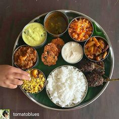 Via @tomatoblues -  Wishing you all a very happy Pongal.  Today is the Thanksgiving festival for all tamil people. We celebrate this day by offering our first harvests of rice and sugarcane to the  God. As a gesture of thanks to the sun  God we prepare sweet pongal - newly harvested rice moong dal and jaggery cooked to a mush and flavored with cardamom dry ginger and edible camphor. Each region has its own set of dishes that are made as an accompaniment to the pongal but usually winter…