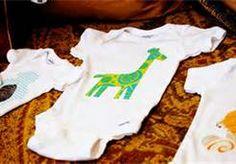 diy onesies decorations - Bing Images