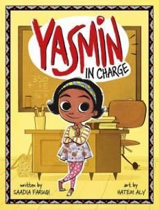 In this collection of four stories, Yasmin takes charge of some sticky situations! At home, at school, or out and about, Yasmin faces challenges head on with creativity and quick thinking. Whether she's creating a new recipe, finding a way to rescue a stuck toy for a little friend, or calming down monkeys (and classmates!), a clever solution to any problem is just around the corner!