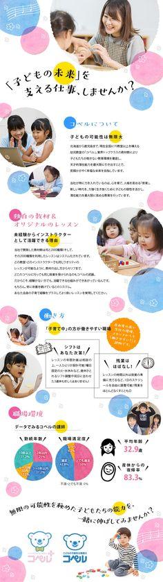 株式会社コペル/未経験歓迎の幼児教室インストラクター/関東で積極展開中の求人PR - 転職ならDODA(デューダ)