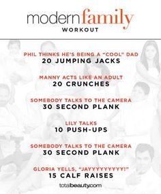 Workout Plan Get your TV fix and a smoking body, thanks to these show-inspired workouts - Get your TV fix and a smoking body, thanks to these show-inspired workouts Netflix Workout, Tv Show Workouts, Fun Workouts, At Home Workouts, Greys Anatomy Workout, La Formation, Keep Fit, Modern Family, Workout Challenge