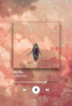 Seventeen Lyrics, Seventeen Album, Music Wallpaper, Galaxy Wallpaper, Seventeen Minghao, Carat Seventeen, Exo Fan Art, Small Drawings, Seventeen Wallpapers