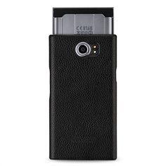 TETDED Premium Leather Case for BlackBerry Priv -- Caen (LC: Black) #TETDED