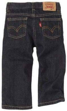 straight leg jeans just like @Andrew Sankey