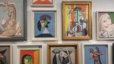 Picasso Mania, au Grand Palais