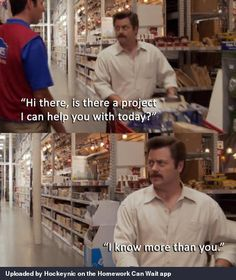 Me at the Apple store.